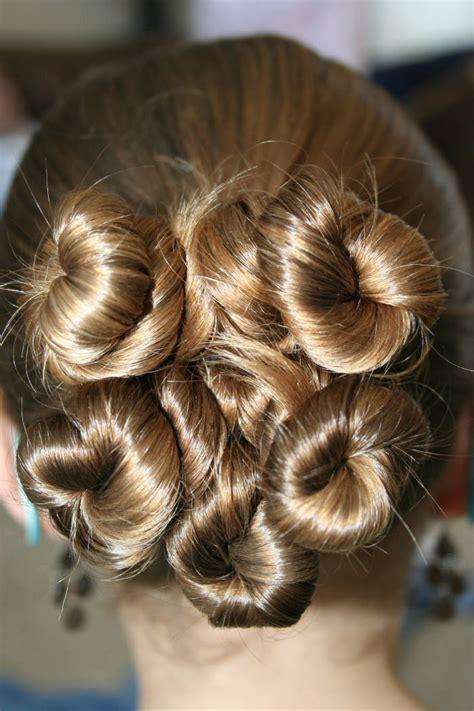 cute hairstyles in buns fan favorites cute girls hairstyles