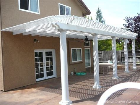 Types Of Patio Covers by Column Type Patio Covers Sacramento Patio Covers