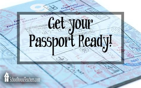 Getting A Passport With A Felony On Your Record Get Your Passport Ready The Schoolhouse