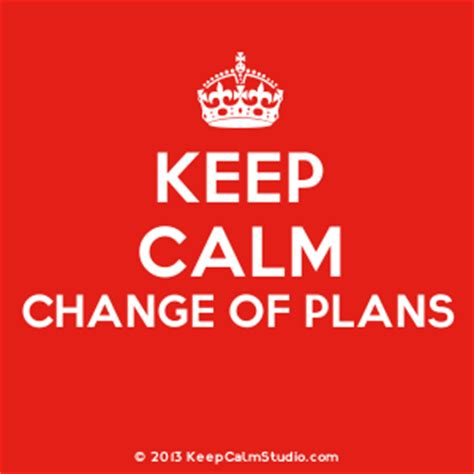 The Life of a Murray: Our Holiday   Keep Calm Change of Plans
