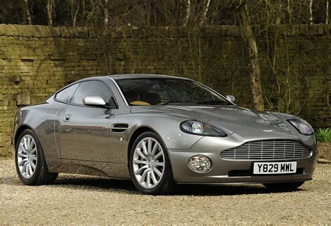 Aston Martin V12 Vanquish by 2001 Aston Martin V12 Vanquish Specifications Photo