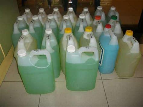 Parfum Roda Hijau kimia seputar tata cara pratikum