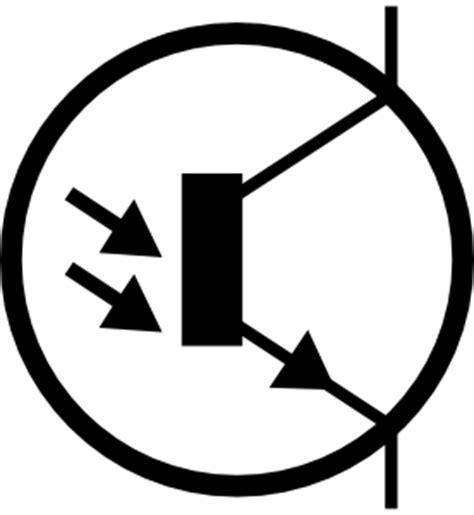 pnp resistor symbol electronic phototransistor npn circuit symbol clip at clker vector clip