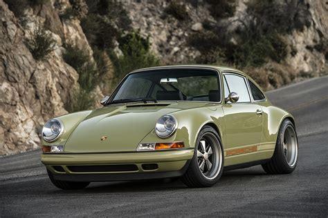 Stinger Porsche Porsche 911 Manchester By Singer Vehicle Design