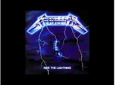 Metallica - Ride the Lightning - YouTube Metallica Ride The Lightning Tour