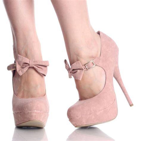 light pink bow bonjour pretty pretty please