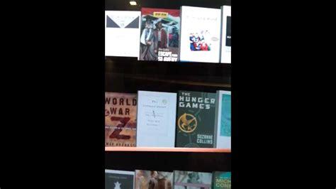 digital bookshelf at nyc acrosoft solutions