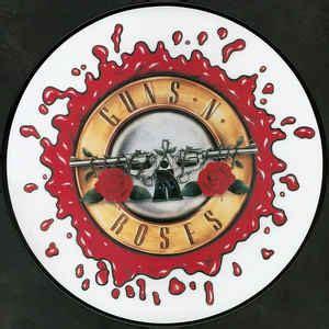 guns  roses november rain vinyl   rpm picture