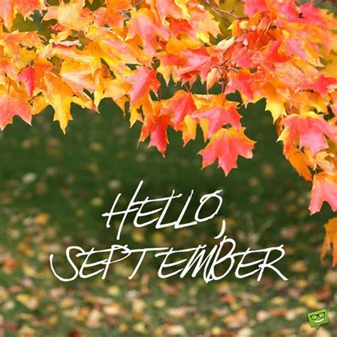september images hello september quotes for a productive autumn