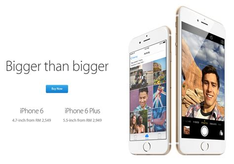 Apple Tv Di Malaysia apple raises prices of iphone 6 iphone 6 plus and iphone 5s in malaysia lowyat net