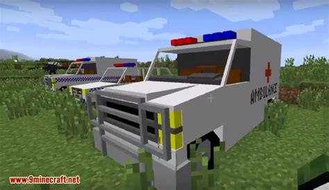 Minecraft Auto Mod Download by Vehicle Cars Trucks Mod For Minecraft 1 7 10