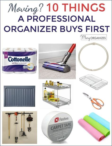 moving tips and tricks from a professional organizer moving 10 things a professional organizer buys first