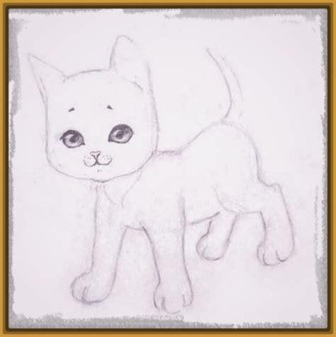 imagenes 3d a lapiz faciles gatos dibujos a lapiz faciles
