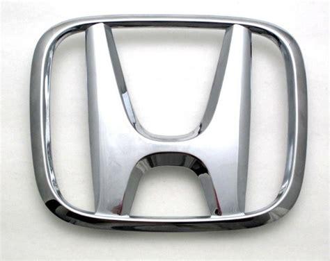 Emblem Honda 11 new front grill quot h quot emblem for 2009 2011 honda civic sedan