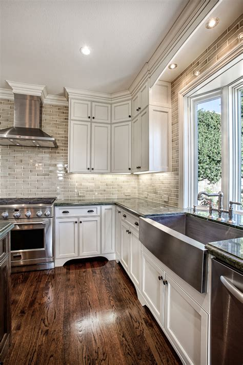 Buy Kitchen Cabinets Online Canada Stainless Sink With Green Granite Griffin Custom Cabinets