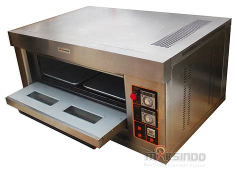 Oven Gas Roti mesin oven roti gas 2 loyang mks rs12 toko mesin