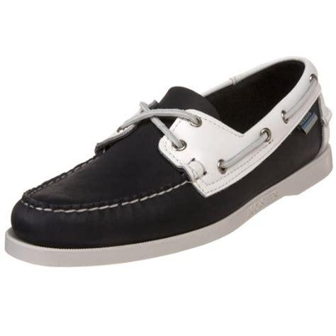 loafers sebago s spinnaker boat shoe blue nite white