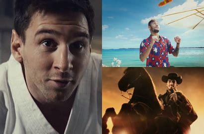 film lucu kevin hart intip aksi lucu lionel messi neymar dan suarez di iklan