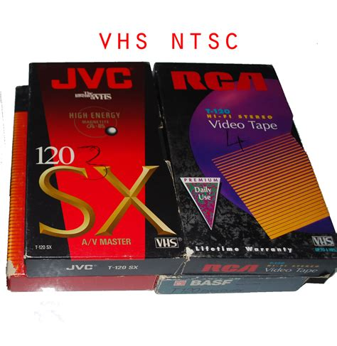 cassette vhs in dvd riversamento vhs con formato ntsc in dvd editing
