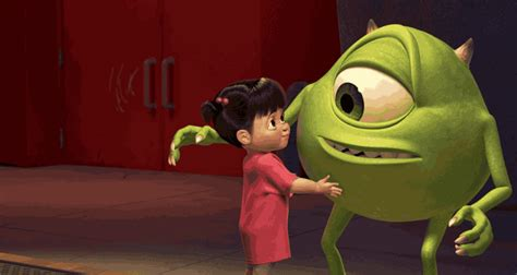 monsters inc bathroom scene of inc gifs find share on giphy
