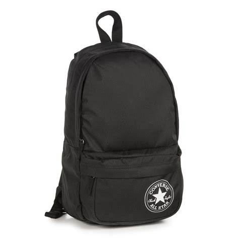 Backpack Converse Black converse all chuck backpack in black