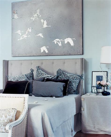 gray and blue bedroom blue and gray bedroom transitional bedroom benjamin