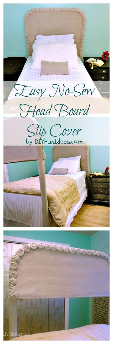 Bed Headboard Cover by Best 25 Headboard Cover Ideas On Diy Fabric