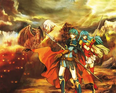 Sacred Stones and so let s celebrate 10 years of emblem in the