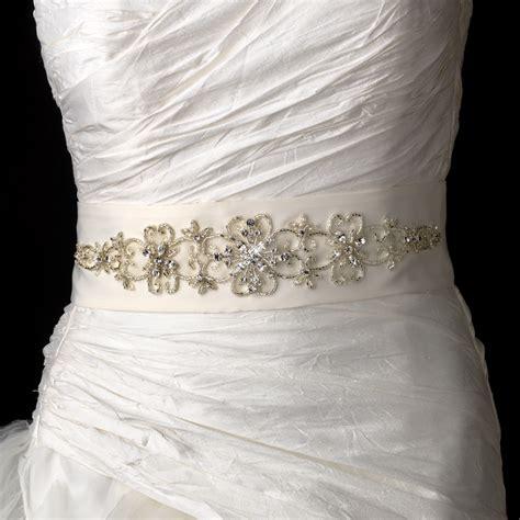 beautiful beaded wedding sash bridal belt 20