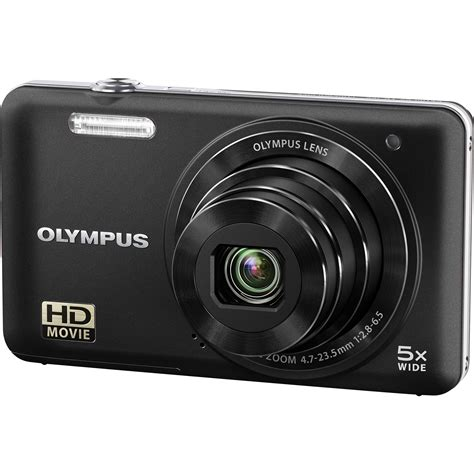 Kamera Olympus Vg 160 olympus vg 160 digital black v106050bu000 b h photo