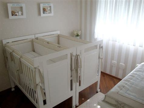 Clever Arrangement For A Small Space Twins Nursery Changing Table For Small Spaces