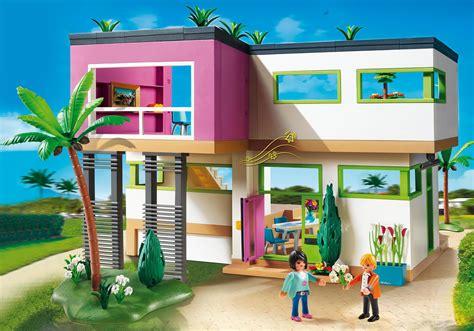 playmobil casa maison moderne 5574 playmobil 174