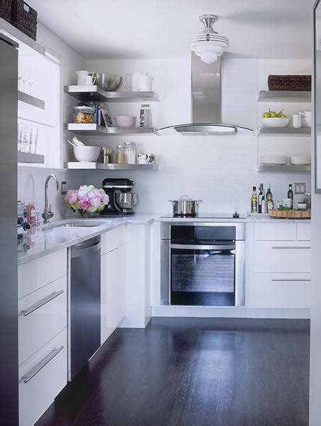 kitchen floating shelves design ideas