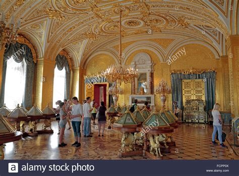 hermitage museum gold room the gold room in the state hermitage museum st petersburg russia stock photo royalty free