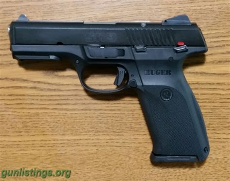 Ruger Sr9 In Iowa City Iowa Gun Classifieds Gunlistings Org