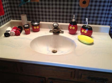 minnie and mickey bathroom decor astonishing mickey and minnie bathroom set u deboto home