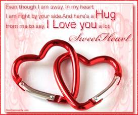 I Love You Sweetheart Quotes by I Love You A Lot Sweetheart Desicomments Com