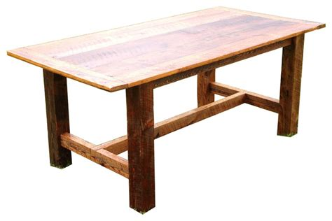 dining room table by the rusted nail rustic dining