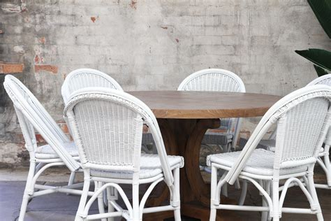 new orleans gas ls new orleans dining suite ls naturally cane rattan and