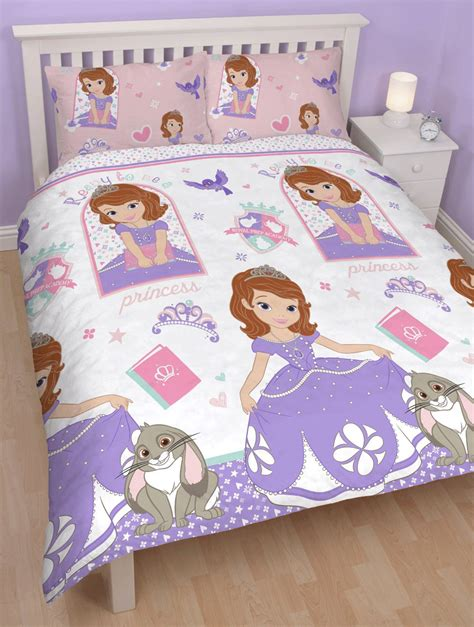 rrp 163 30 sale disney sofia the academy duvet