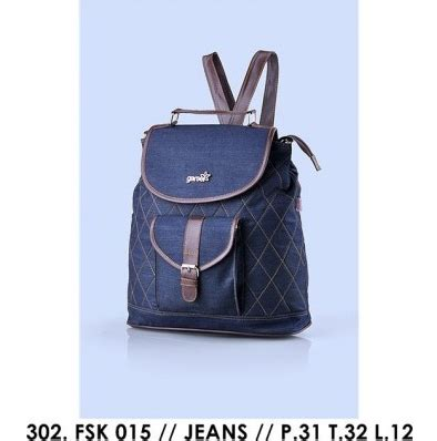 Tas Backpack Ransel Wanita Rfg 015 tas ransel wanita bahan murah