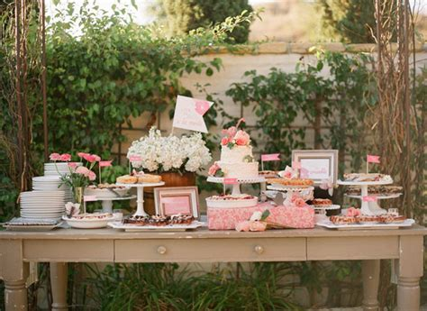 Dessert Tables On A Budget Inspiration Bow Ties   snippets whispers ribbons 8 chic vintage brides