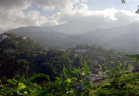 Blue Mountain Jamaican file start of the blue mountains just of kingston jamaica jpg