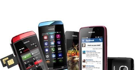 Kumpulan Hp Nokia Asha gambar hp nokia asha touch paling baru dan lengkap
