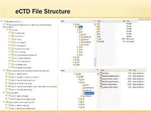 ectd templates ectd submissions