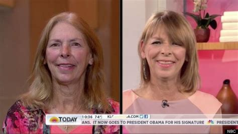 50 year old woman makeover woman gets makeover on today after 104 year old friend
