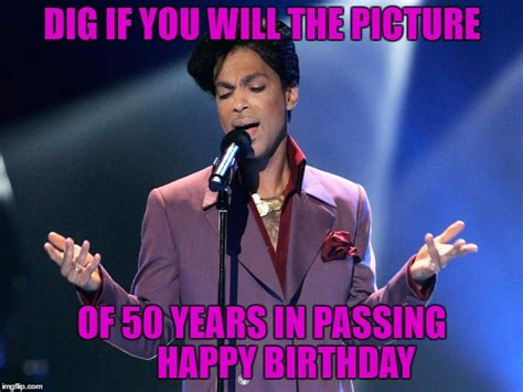 Happy Birthday Prince Meme