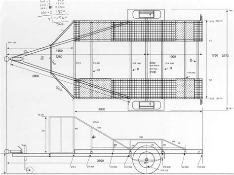 how to build a boat trailer free plans soke
