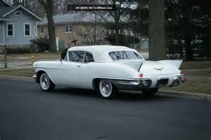 Cadillac Covertible 1957 Cadillac Eldorado Convertible Factory Air