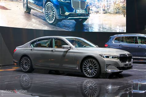 2019 Bmw 7 Series Changes by 2020 Bmw 7 Series Look Dignified In Geneva Autoevolution